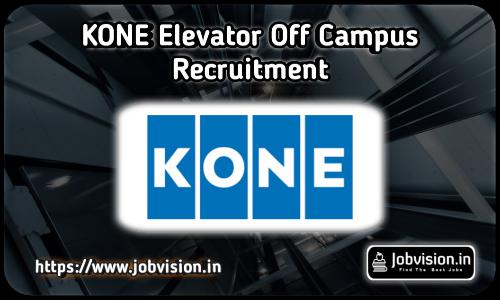 KONE Elevator Off Campus Drive