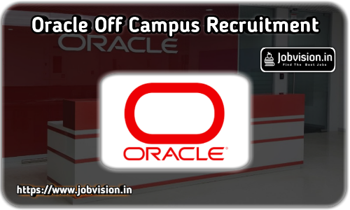 Oracle Recruitment