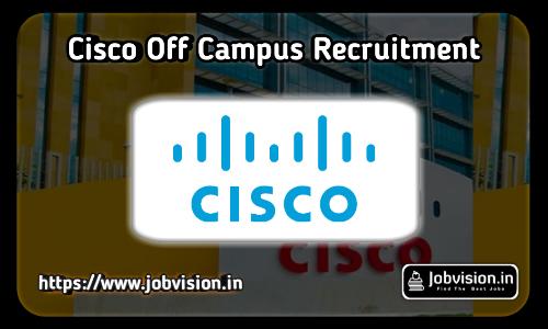 Cisco Recruitment