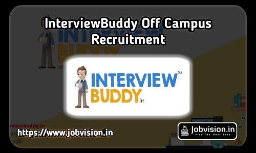 InterviewBuddy Off Campus Drive