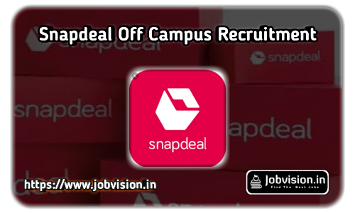 Snapdeal Off Campus Drive