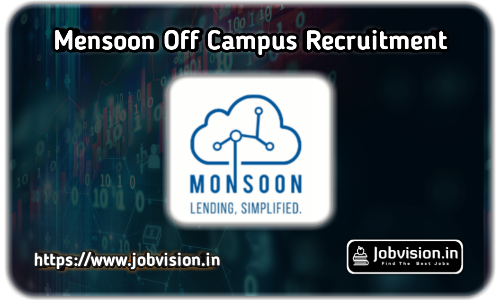 Monsoon Fintech Off Campus Drive
