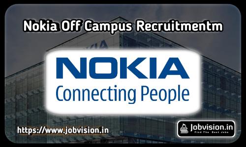 Nokia Off Campus Drive