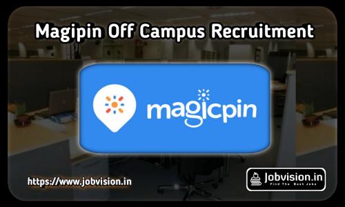 Magicpin Off Campus Drive