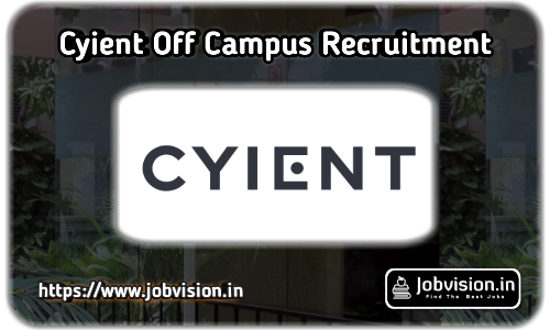 Cyient Recruitment