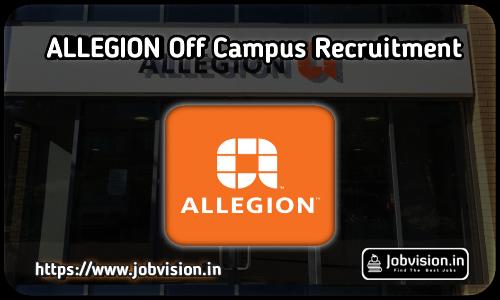 Allegion Recruitment