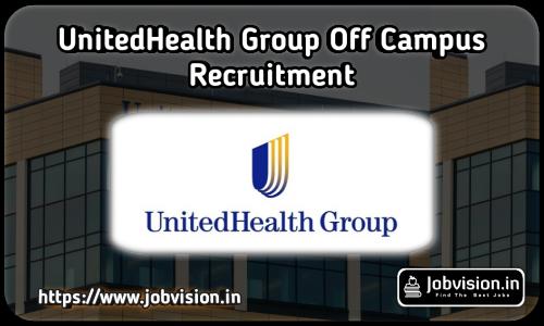 UnitedHealth Group Recruitment