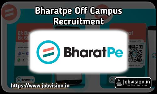 BharatPe Off Campus Drive