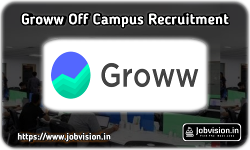 Groww Off Campus Drive
