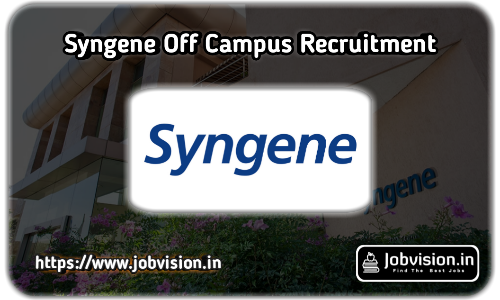Syngene Off Campus Drive