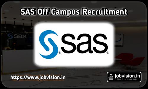 SAS Off Campus Freshers