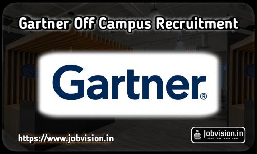 Gartner Freshers Recruitment