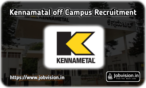 Kennametal Off Campus Drive